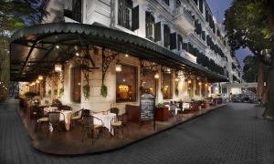 Sofitel Hanoi Cafe